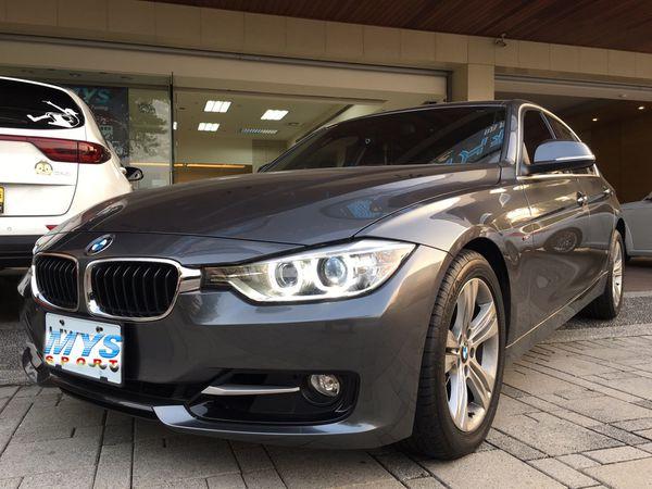 BMW F30 320i N20-MYS